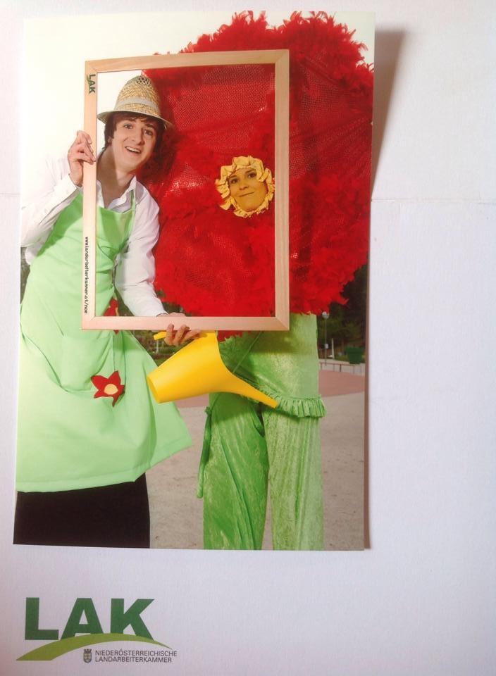 """Unsere Spezialanfertigung für """"Die Garten Tulln"""""""